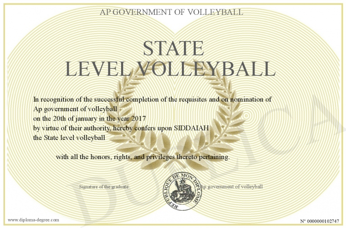 State-level-volleyball