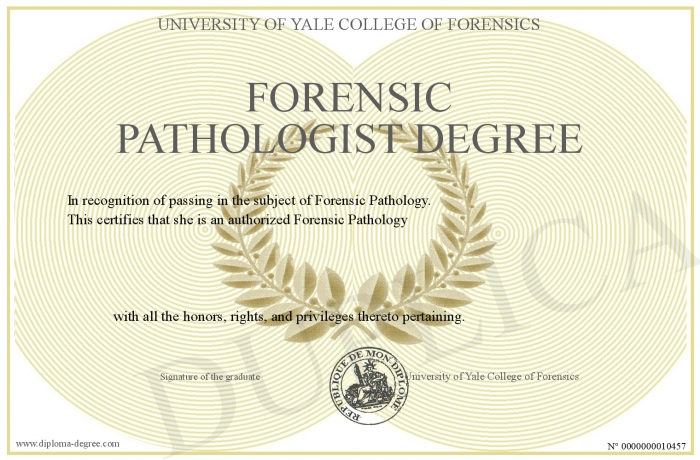 Forensic Science top college degrees to pursue