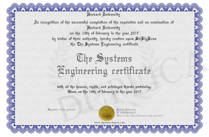 The-Systems-Engineering-certificate