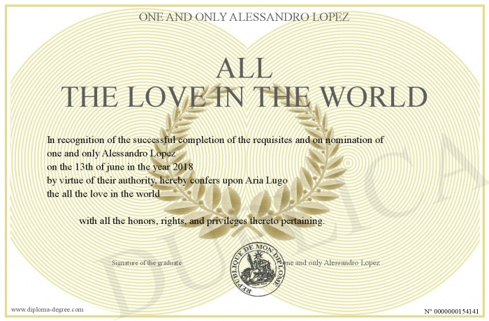 all-the-love-in-the-world