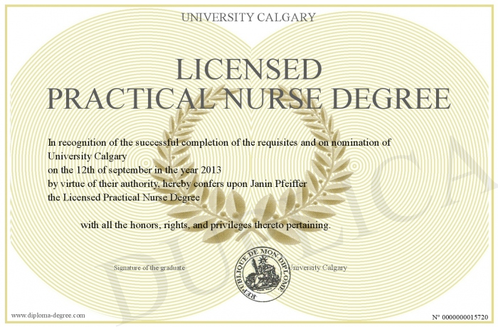 Licensed Practical Nurse (LPN) australia music colleges