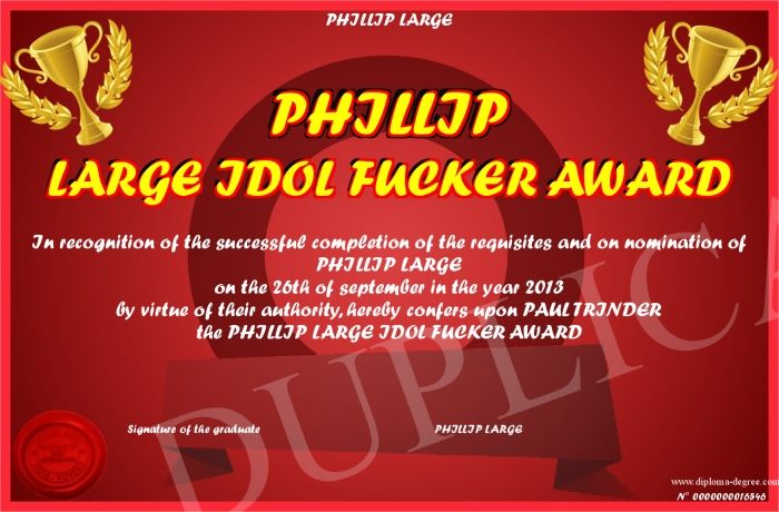 PHILLIP-LARGE-IDOL-FUCKER-AWARD