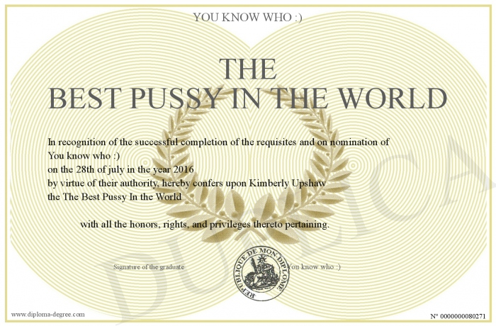 the best of pussy