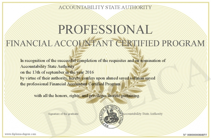 professional-Financial-Accountant-Certified-Program