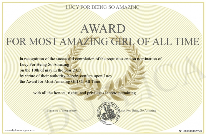 Award-for-Most-Amazing-Girl-Of-All-Time